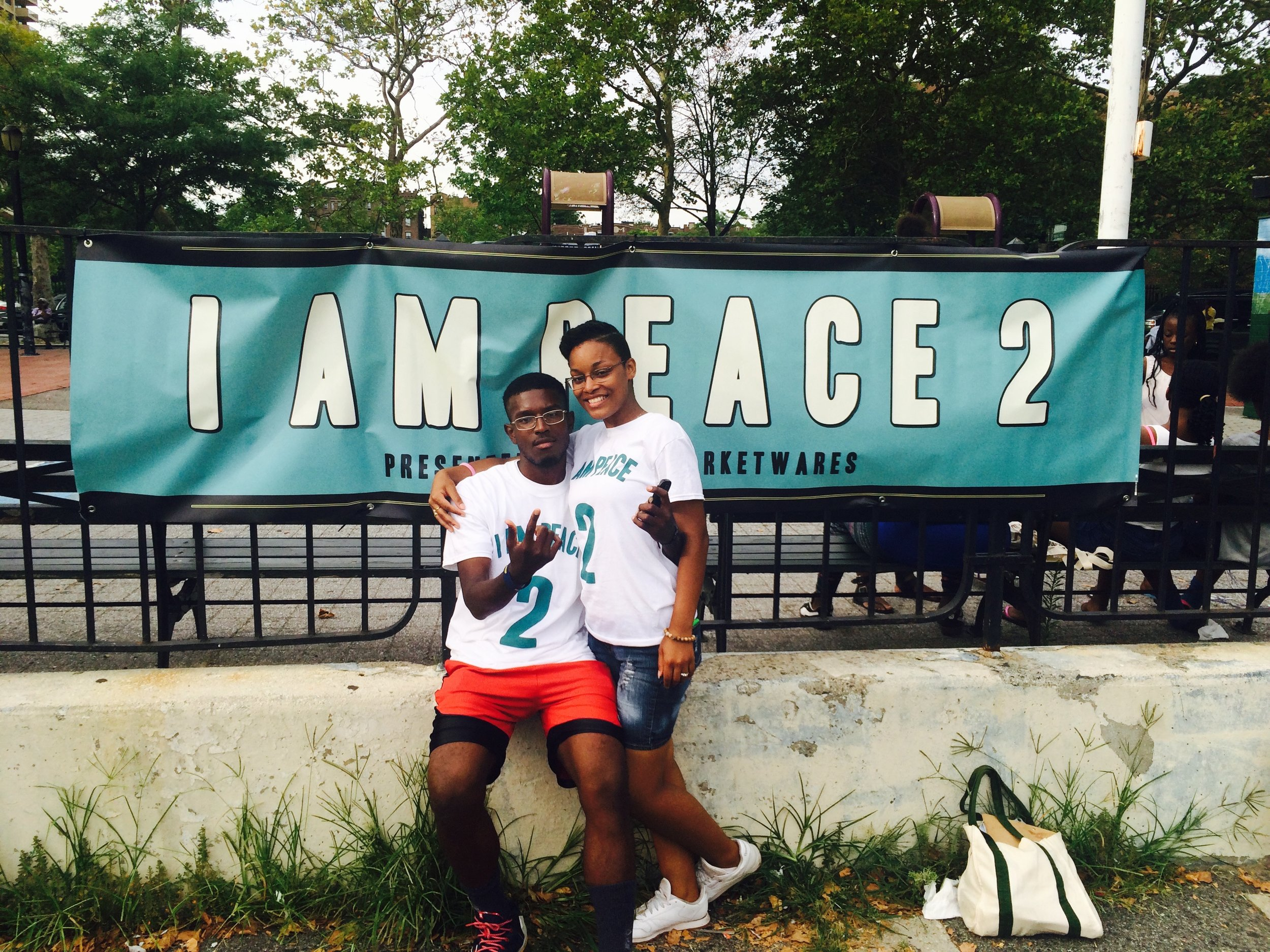 Anika and Christian at I AM PEACE 2.jpg