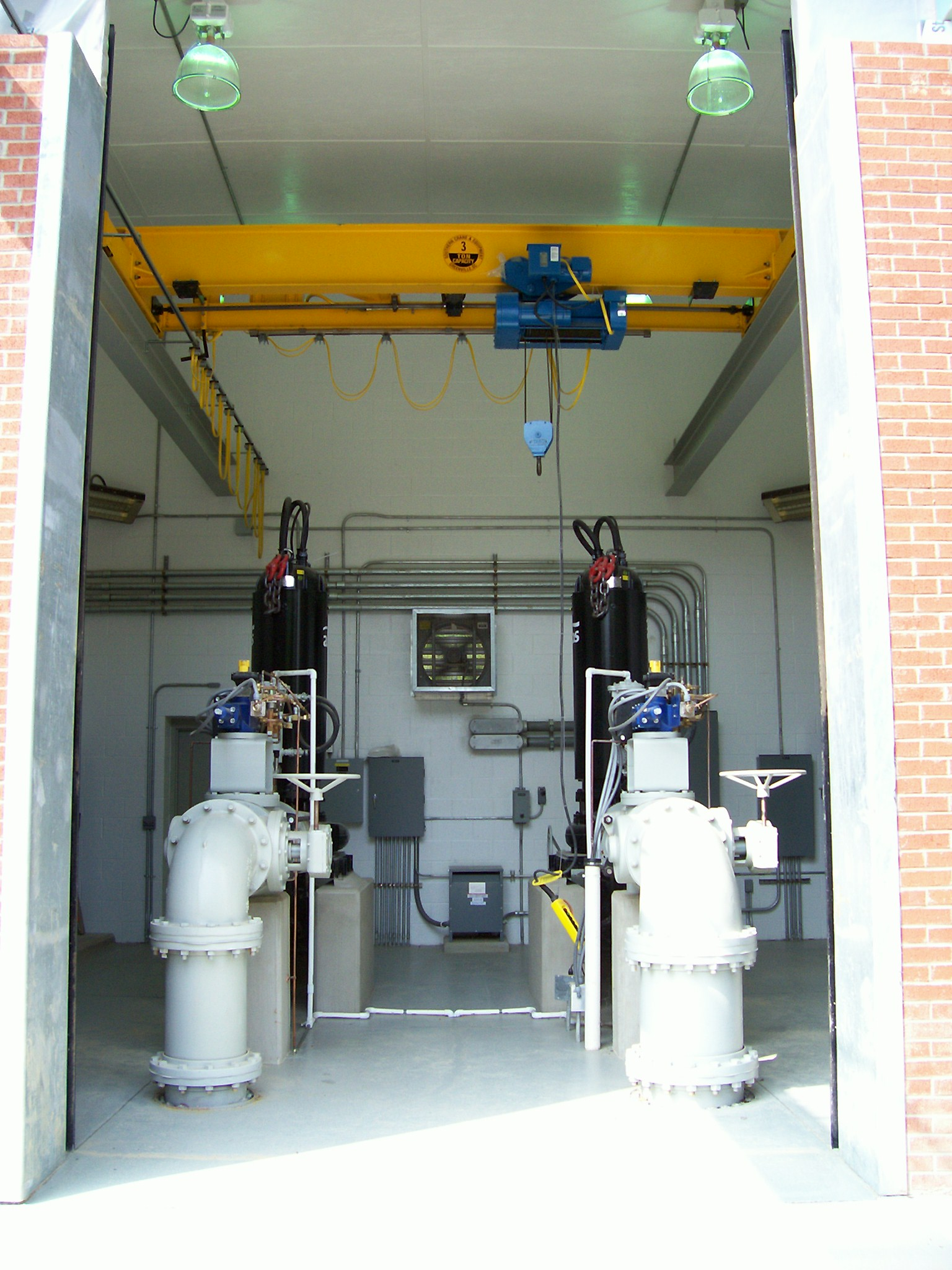 Apex's Kelly Rd. Pump Station