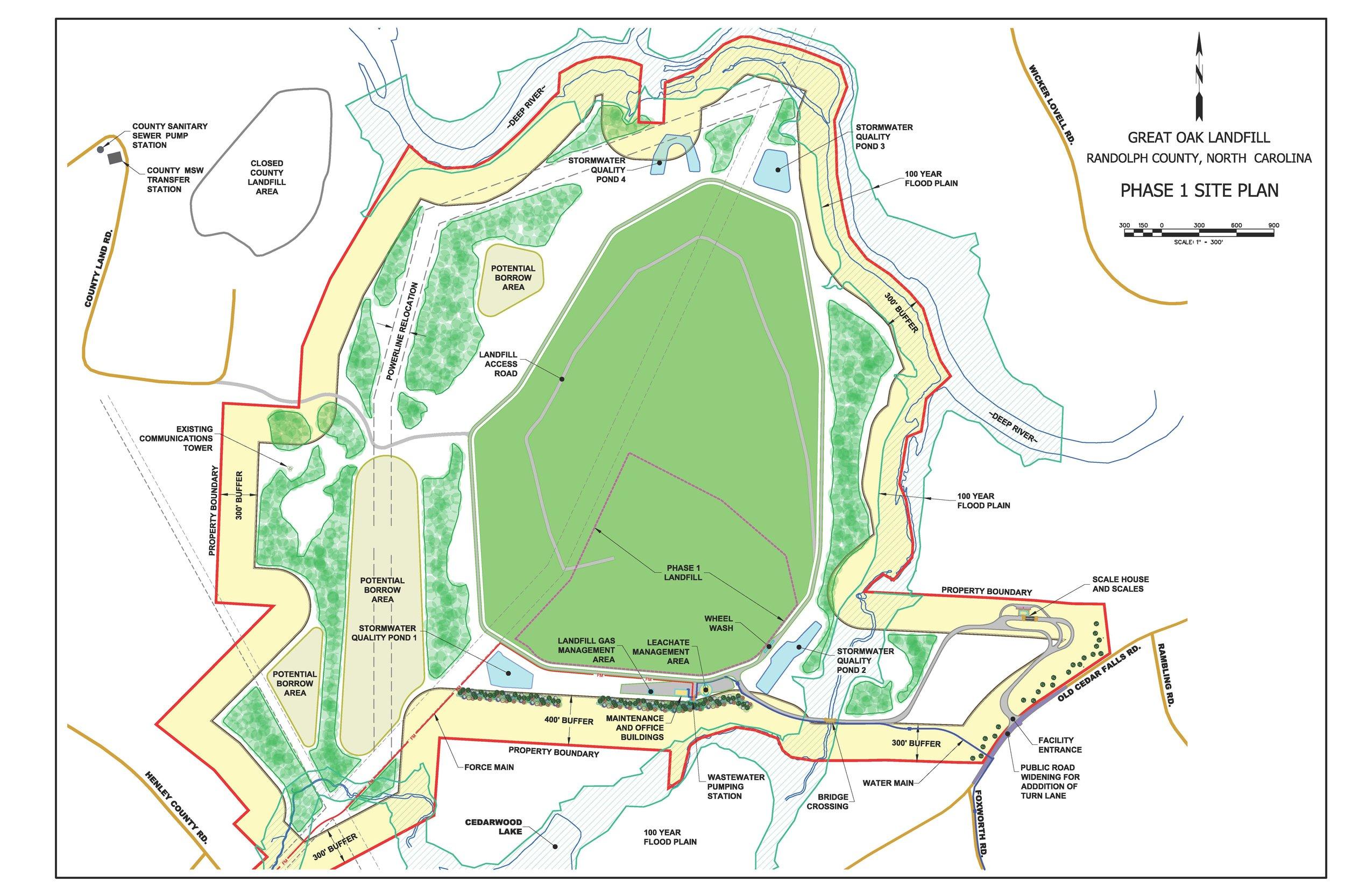 Randolph County's New Landfill Development
