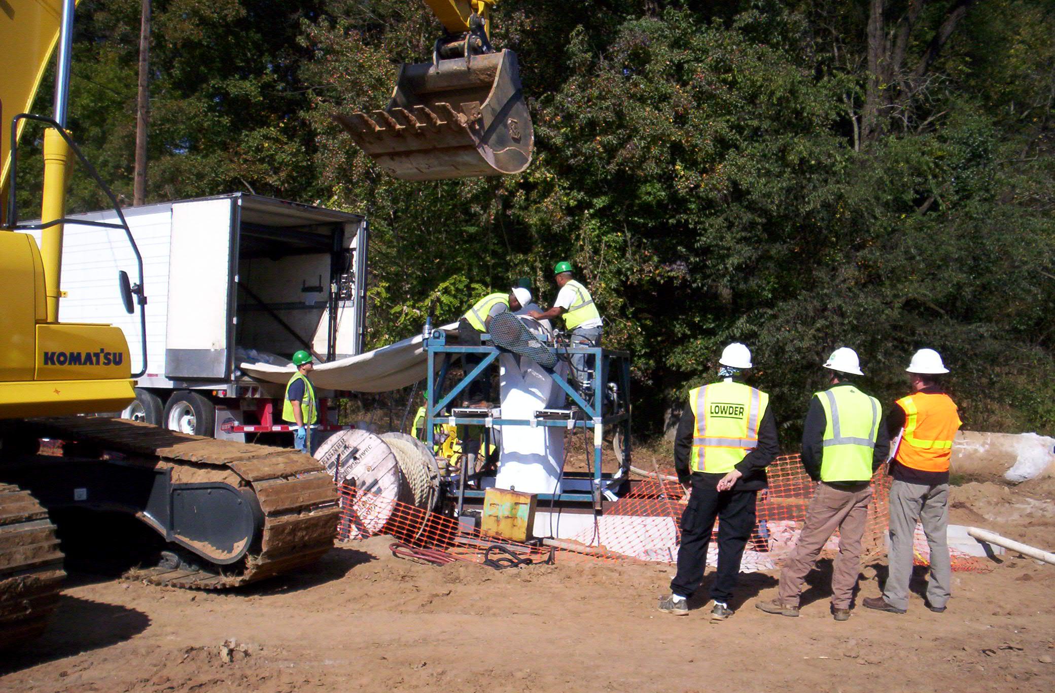 Winston-Salem's Sewer Rehab