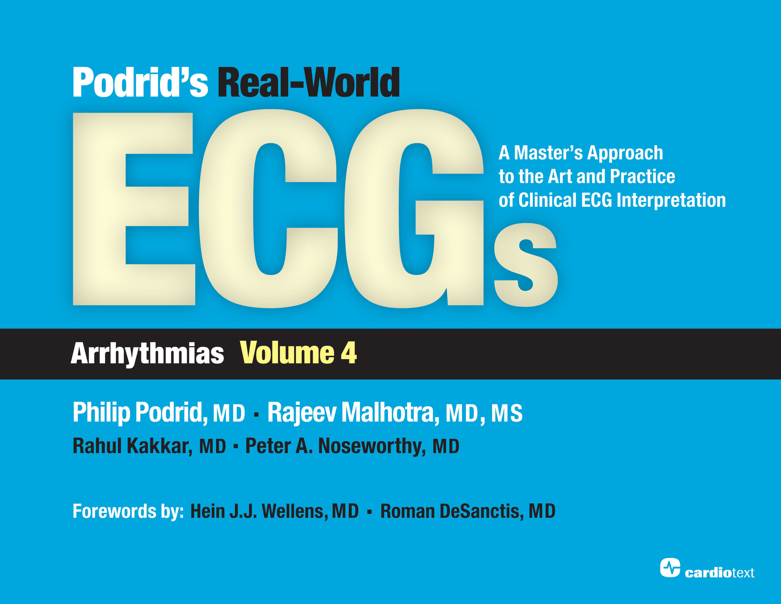 Podrid.v4 Real-World ECGs Arrhythmias