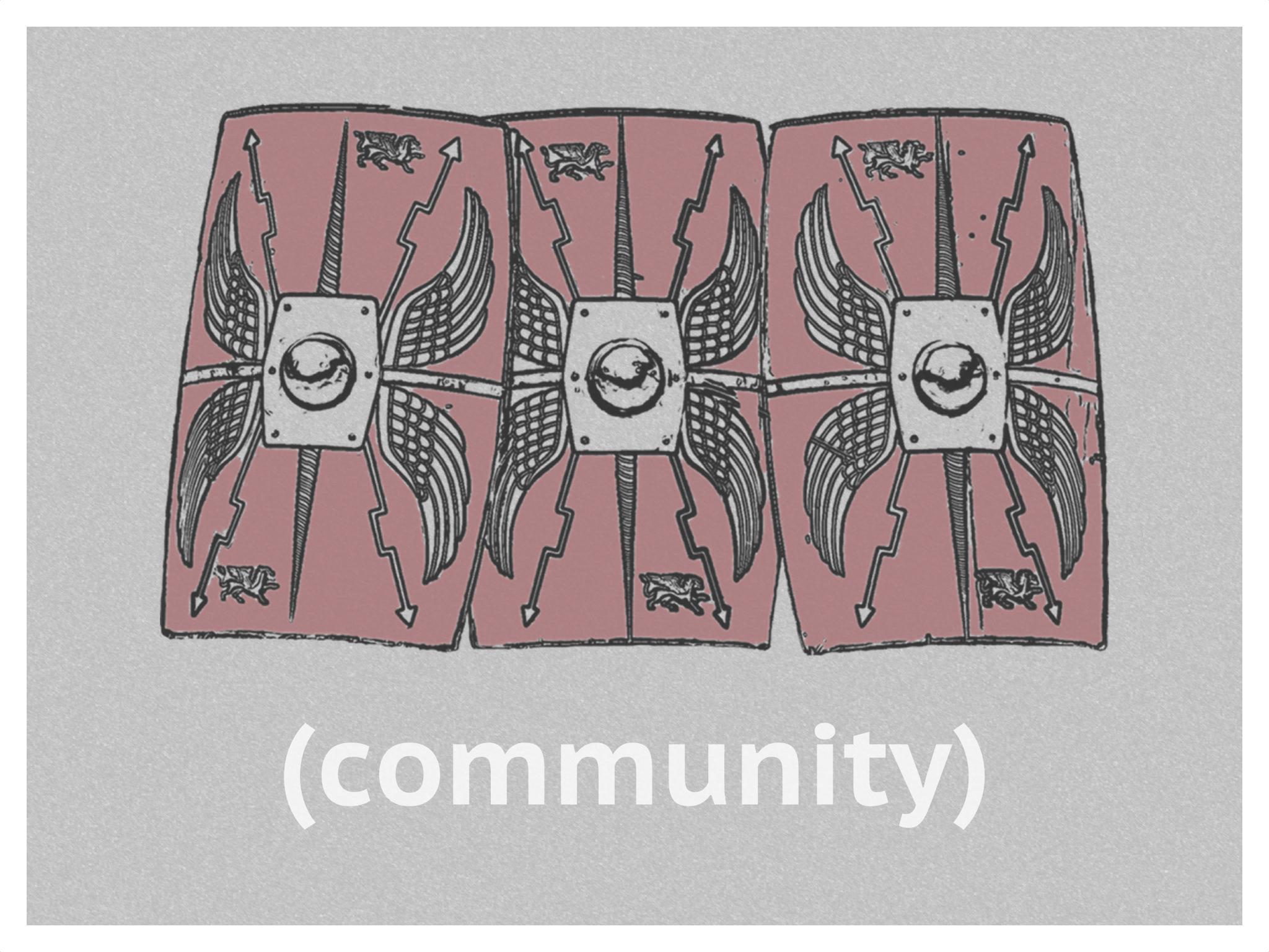 COMMUNITY   JAN 11 - JAN 25