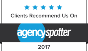 Clients Recommend Us on Agency Spotter