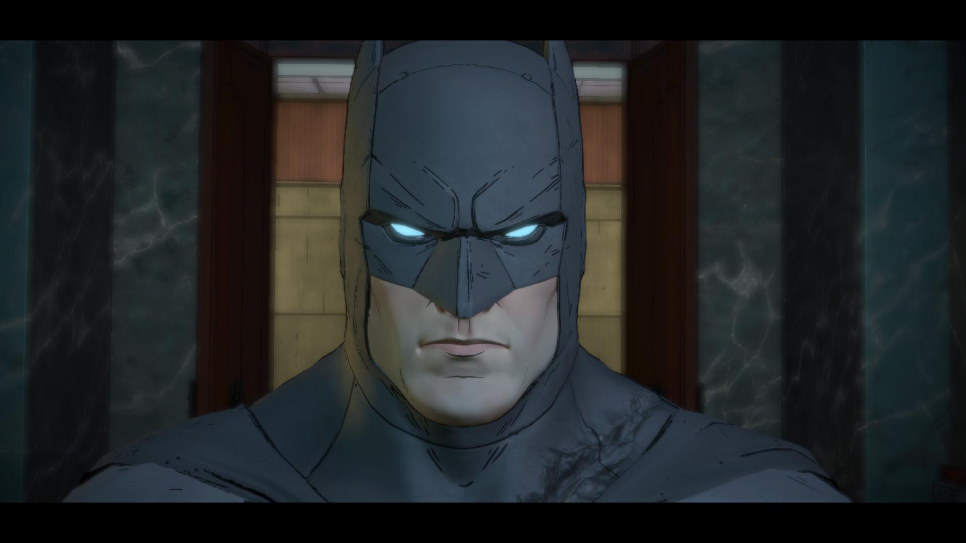 Image Courtesy of Telltale   DC Comics