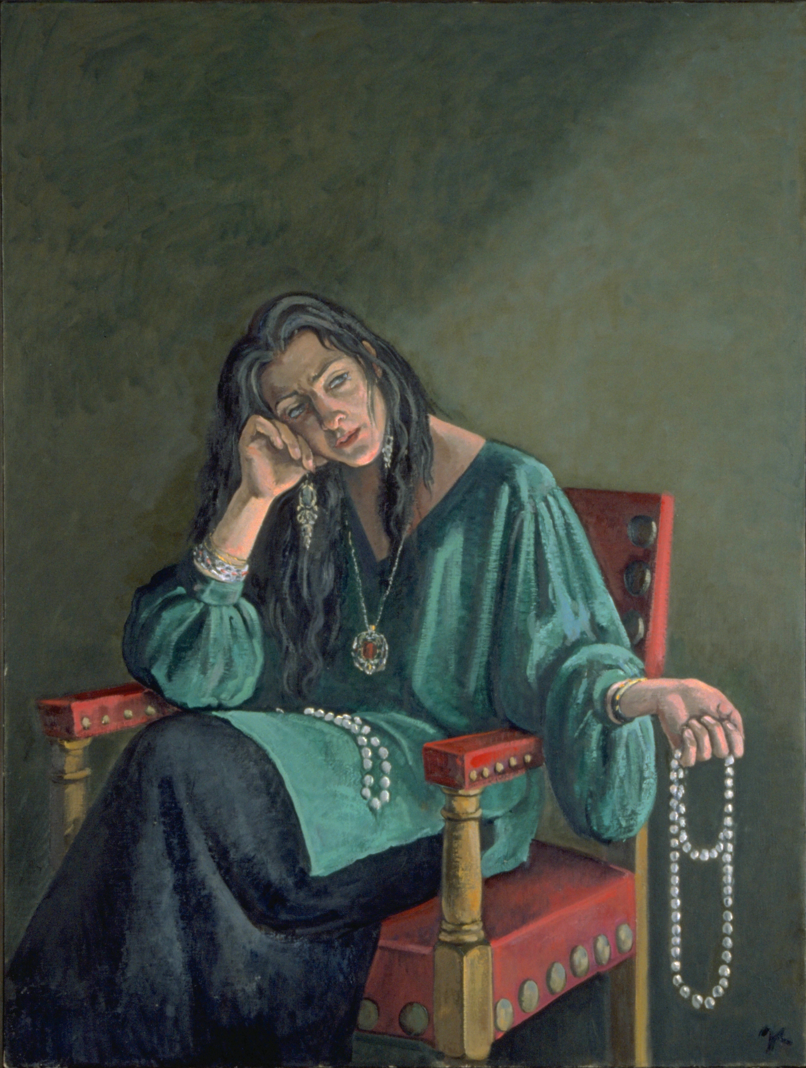 Mary Magdalene; St. Mary's. 1990.