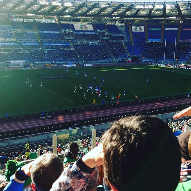 Italy Vs Ireland 😎😎😎😎 six Nations rugby