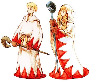 White Mage - Final Fantasy Tactics