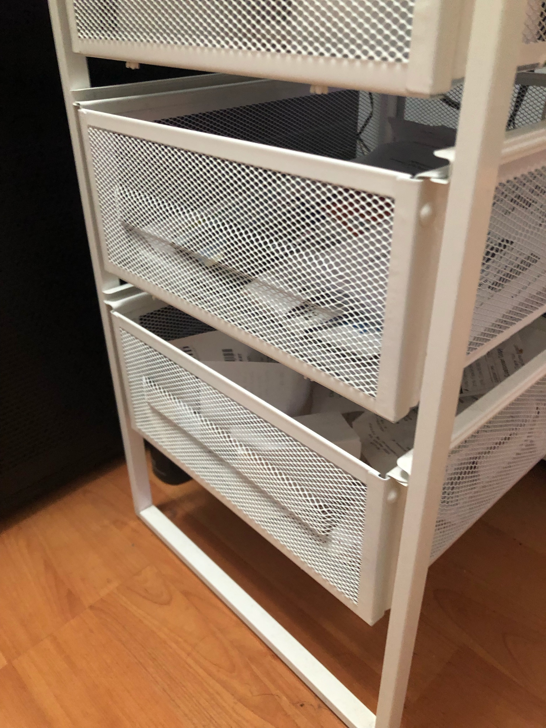 Mesh Ikea Drawer
