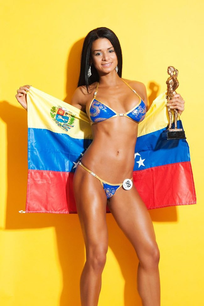 Joa Venezuela flag