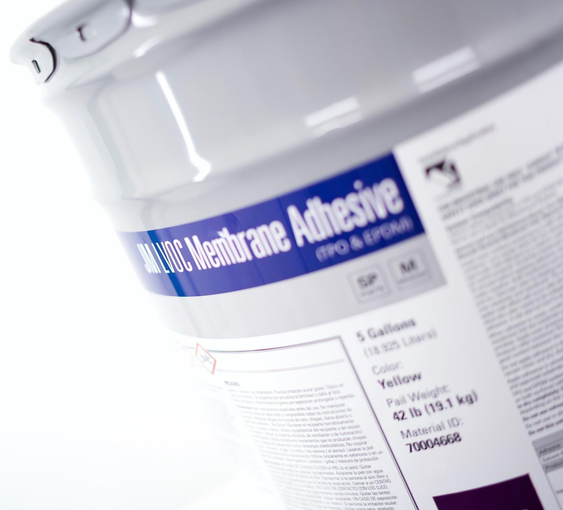 JM Membrane adhesive LVOC (TPO & EPDM) 1
