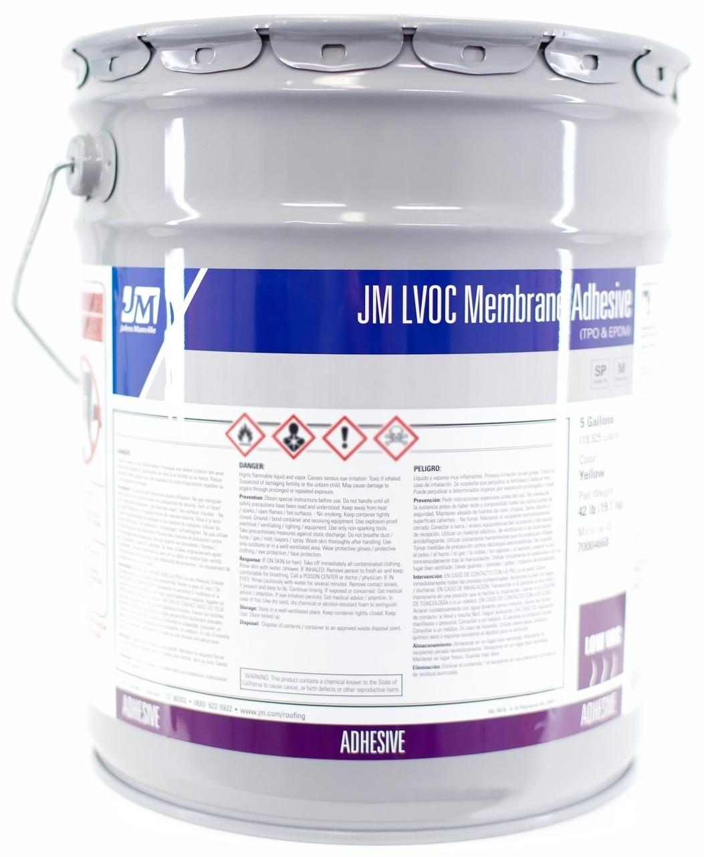 JM LVOC Membrane Adhesive (TPO & EPDM)