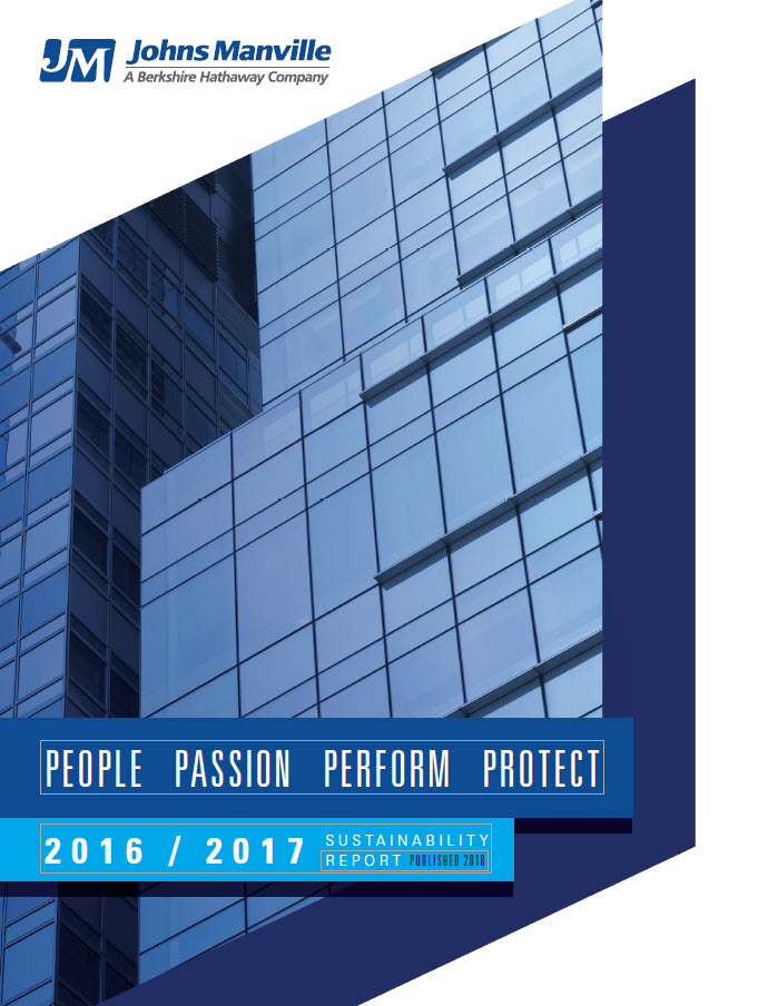 JM 2016/2017 Sustainability Report