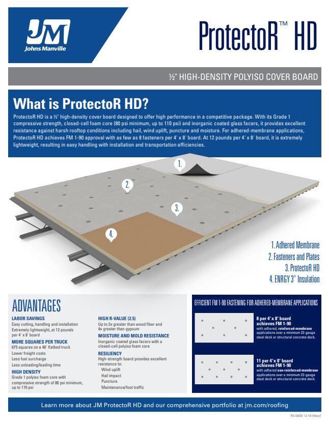 ProtectoR HD Advantages