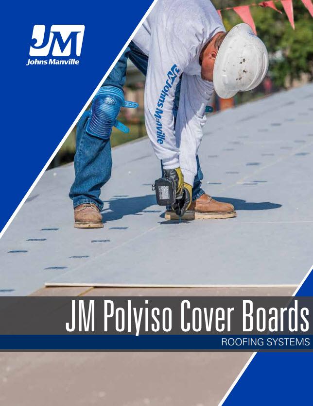 JM Polyiso Cover Boards Brochure