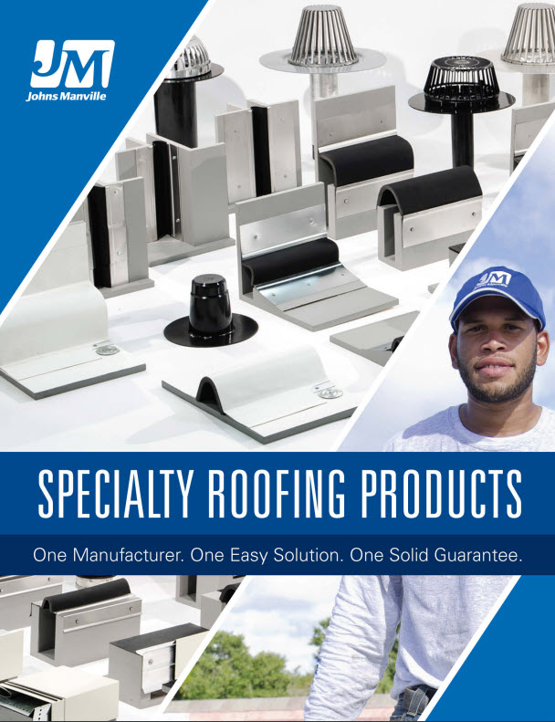 Specialty Roofing Brochure