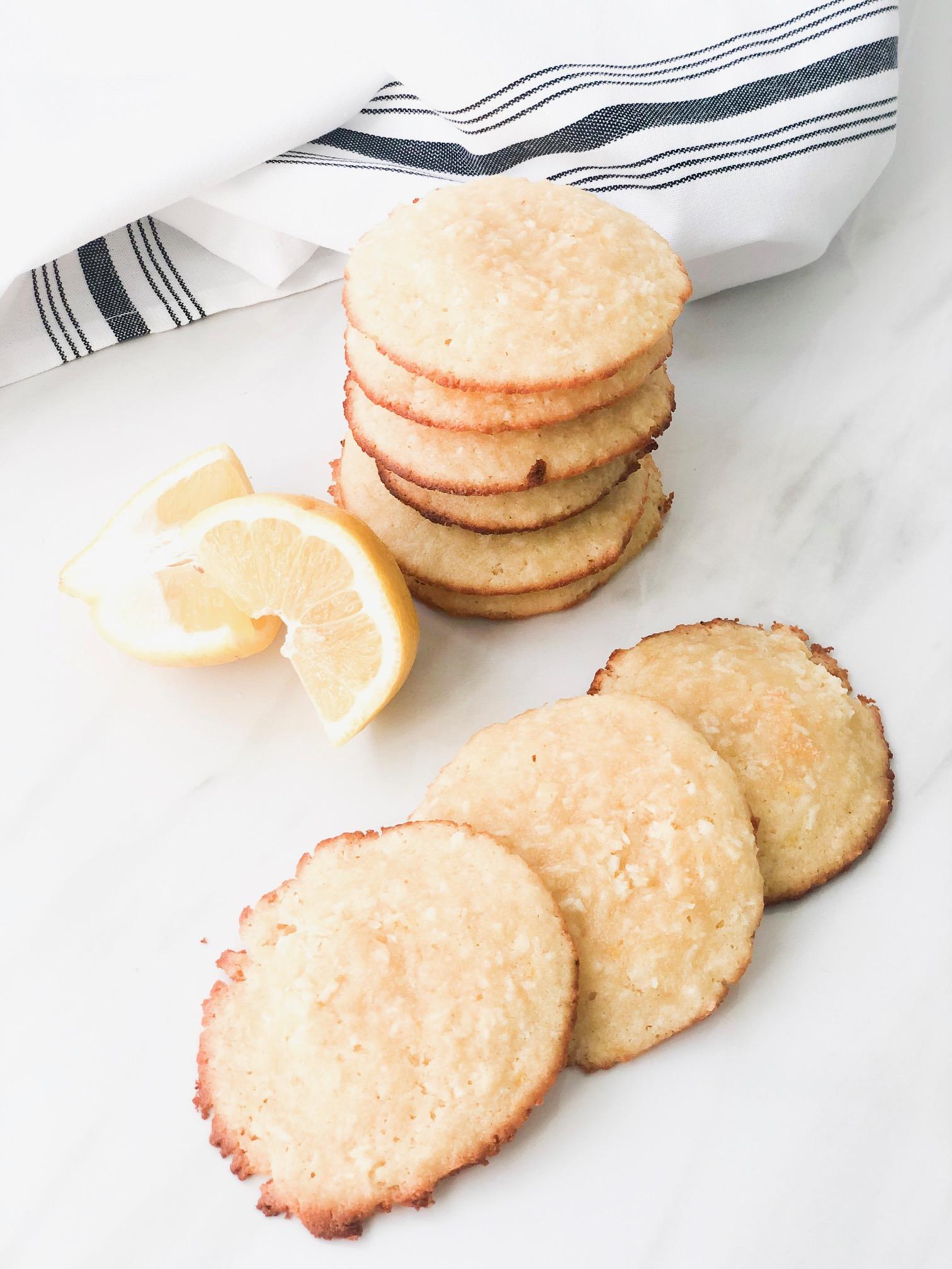 Lemon coconut tea cake cookies.JPG