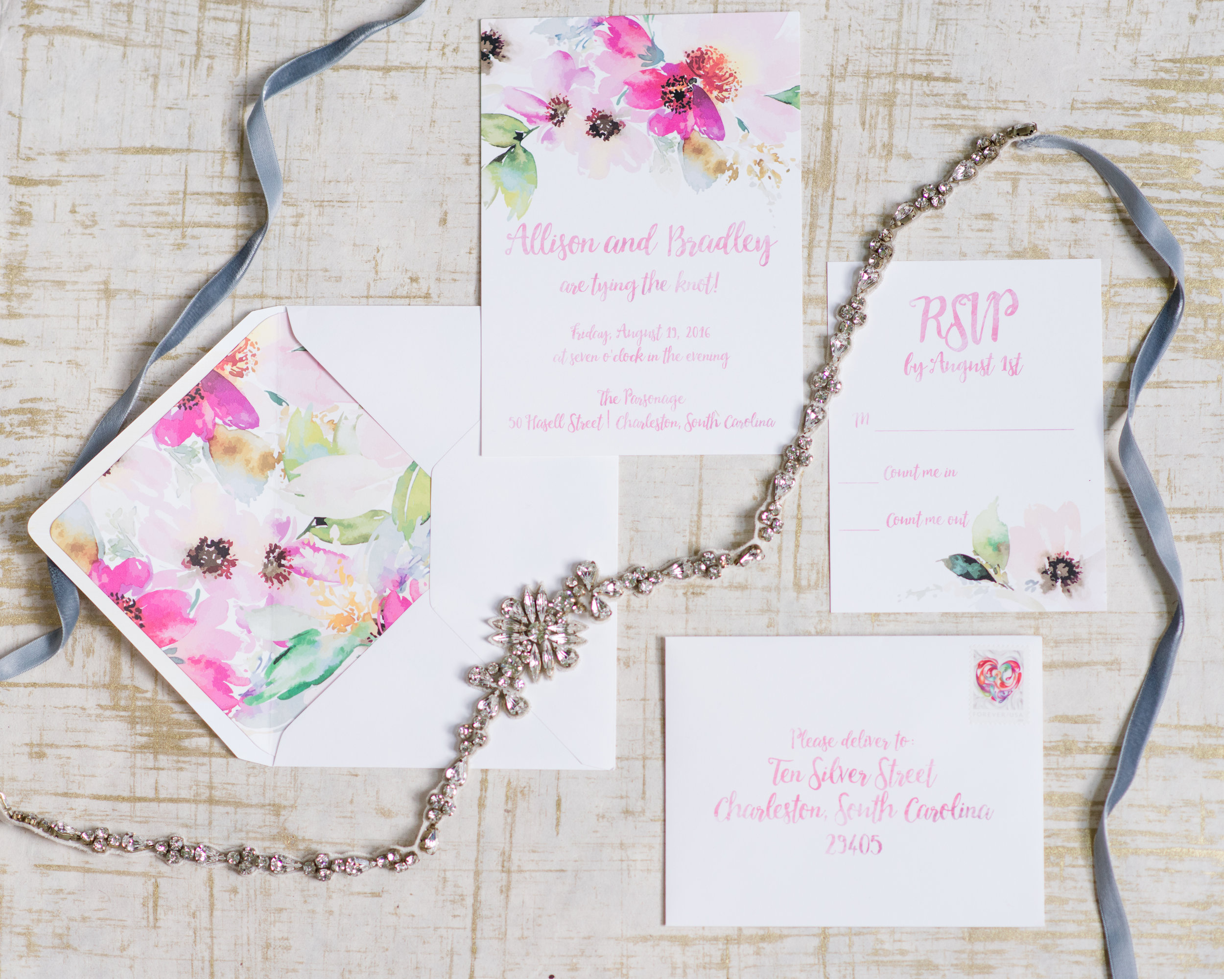 Katherine Elena Photography | Scarlet Plan and Design