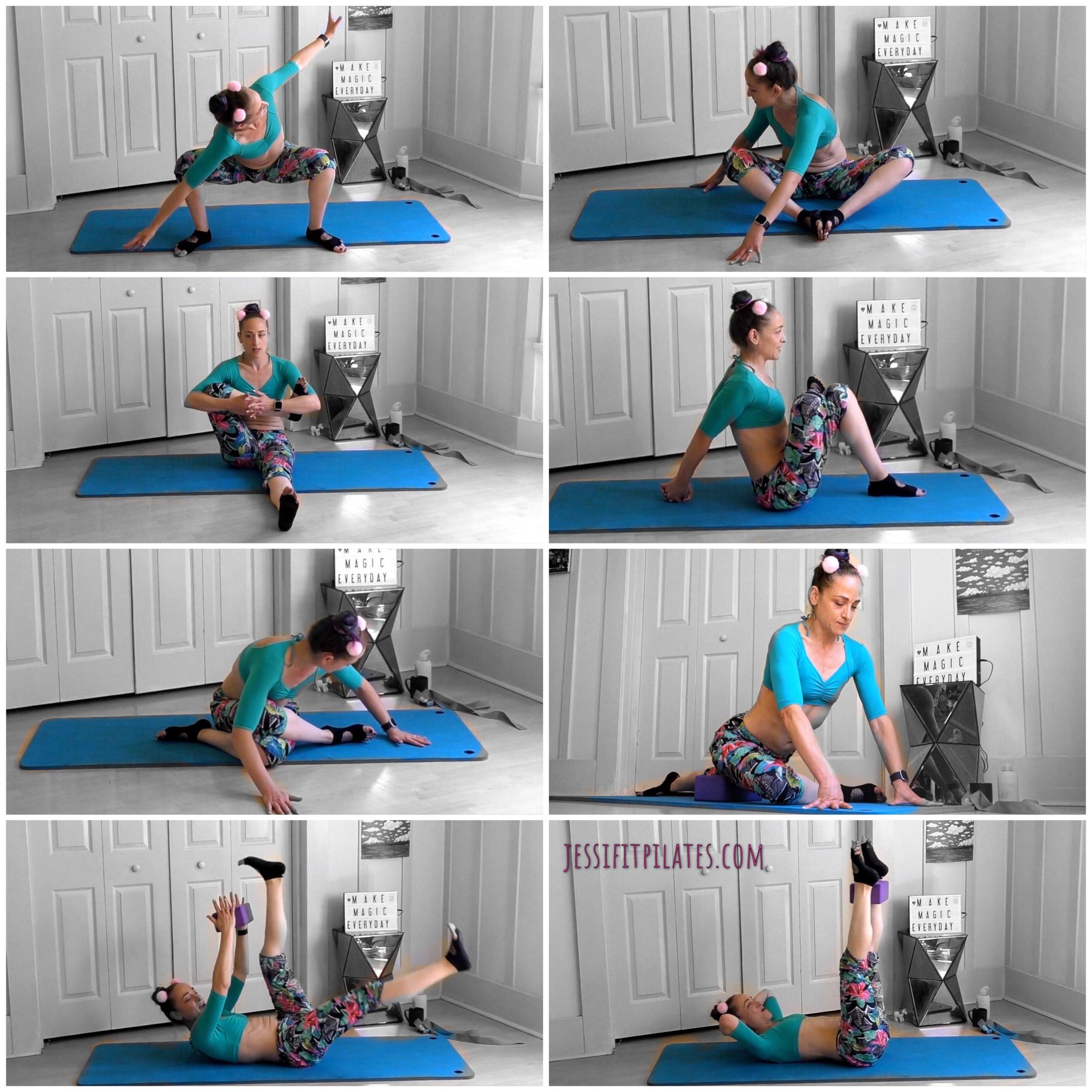 magical morning yoga jessi fit pilates