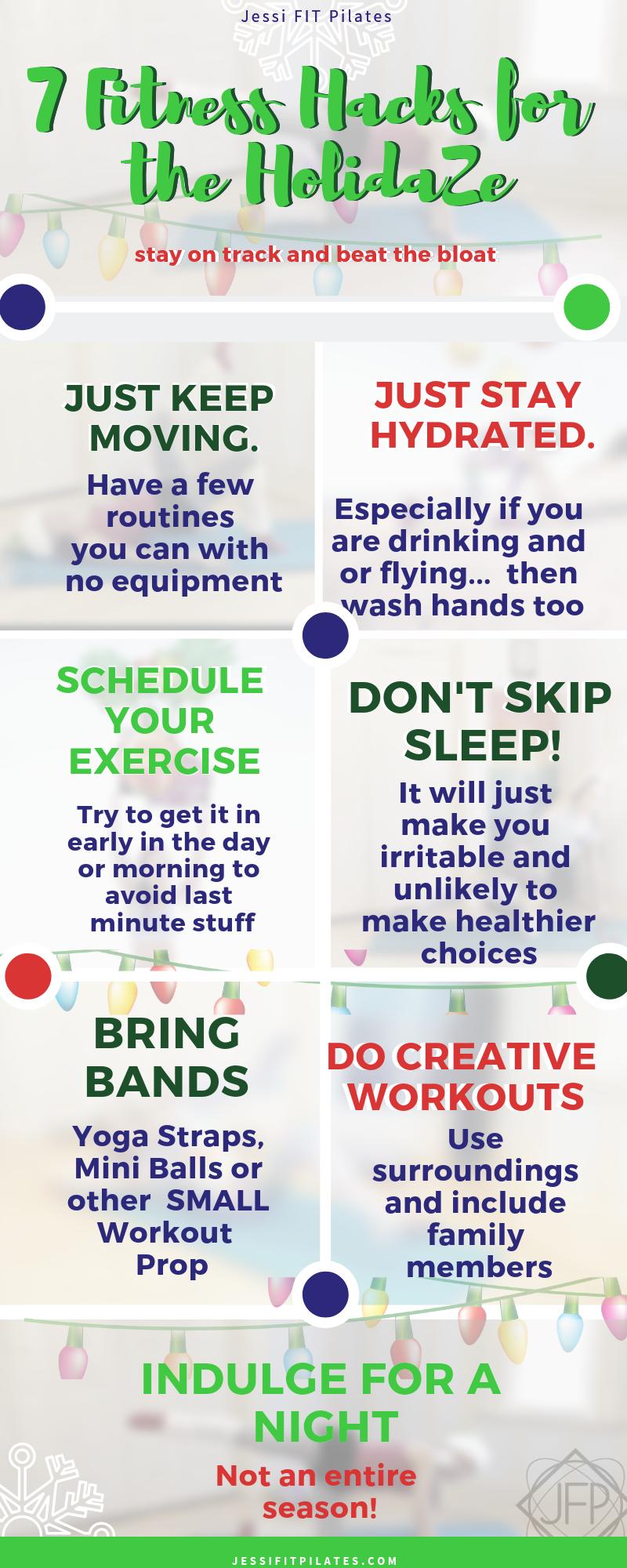 holiday motivation