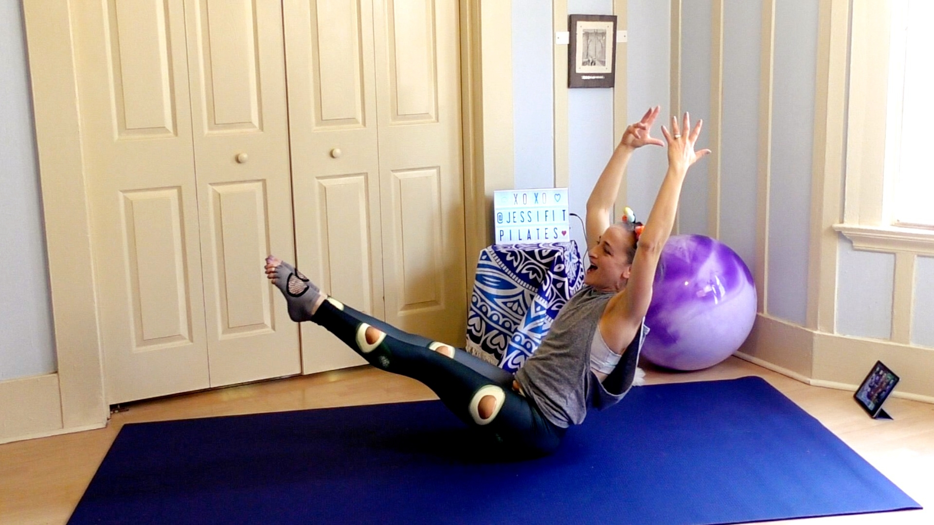 teaser jessi fit pilates top 5 ab exercises