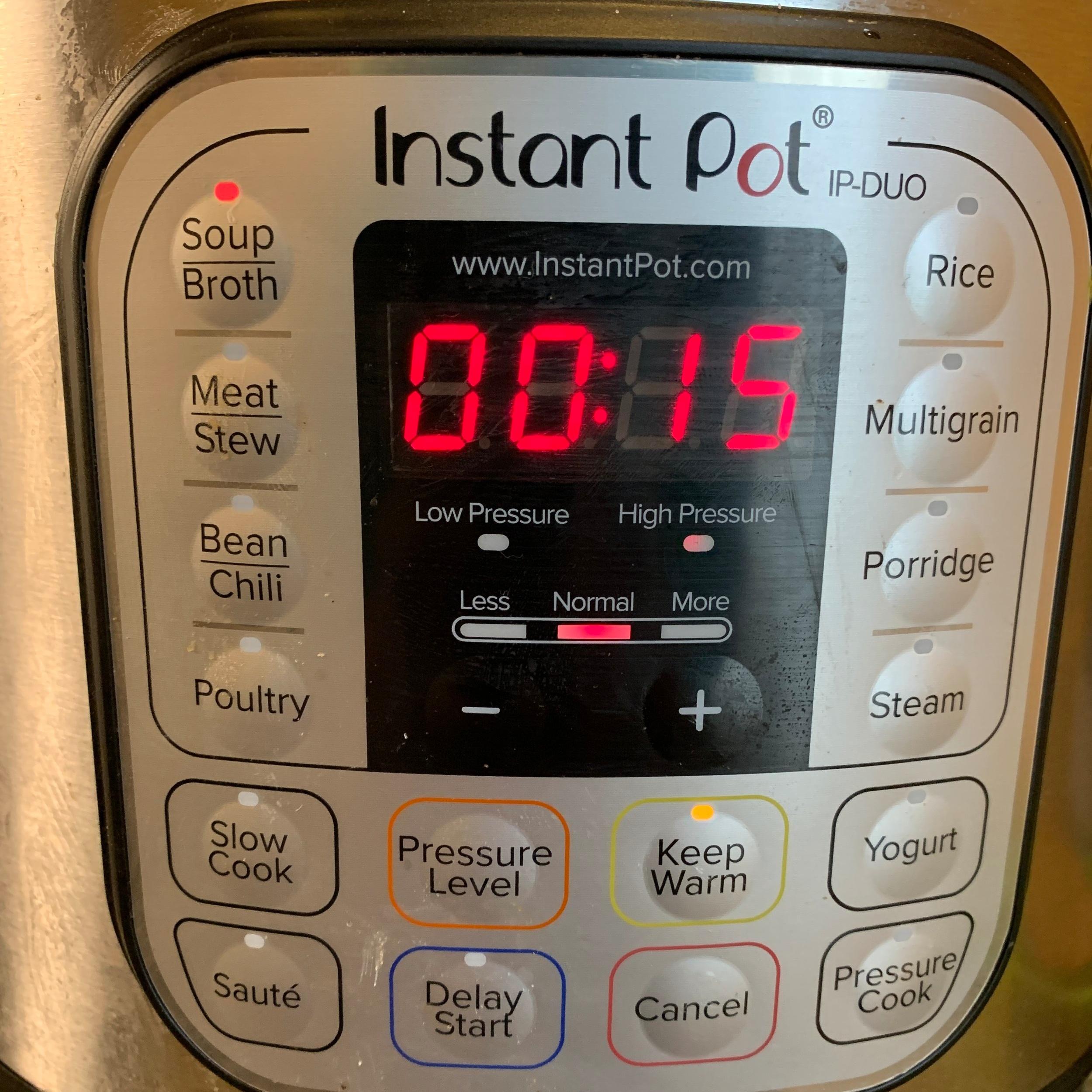 instant pot 15 minutes jessi fit pilates