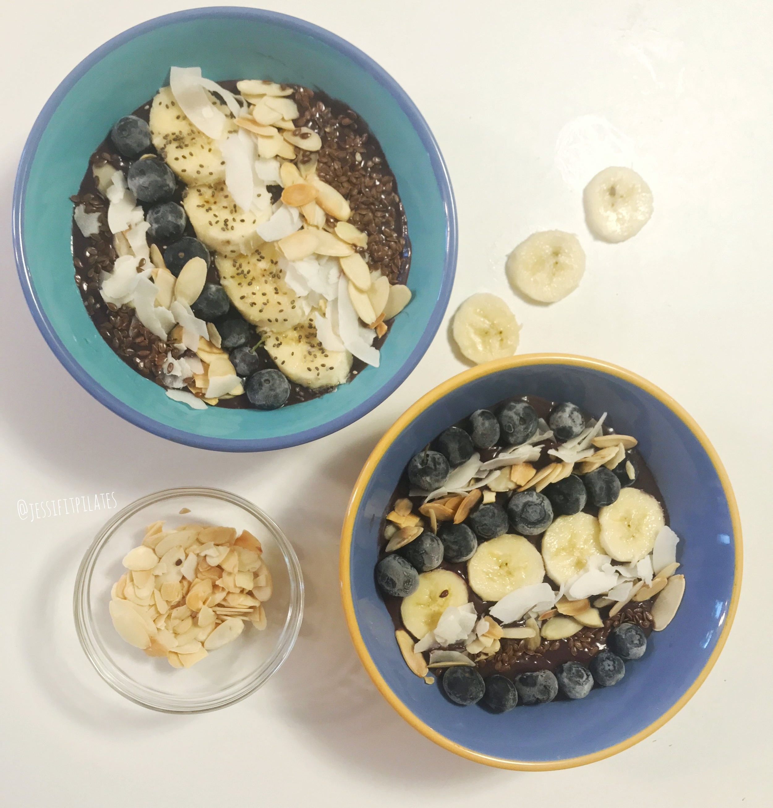 banana smoothie bowl plant based ways to improve your fitness