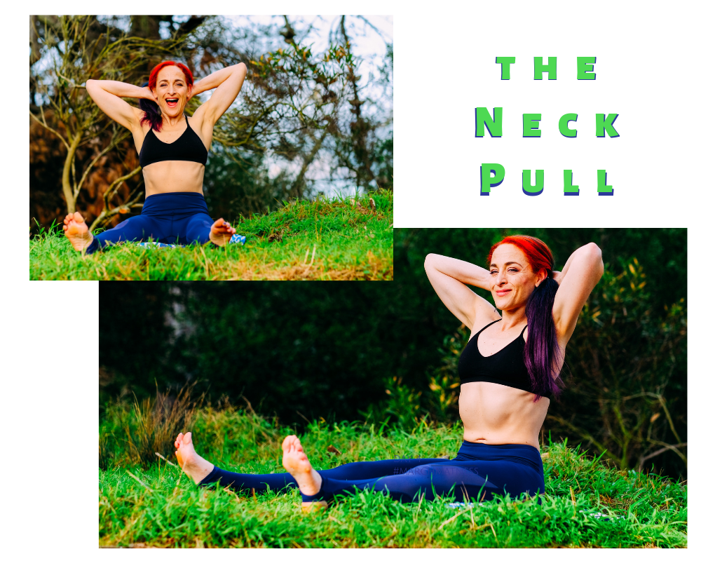 neck pull pilates blogger classical pilates #marchmatness