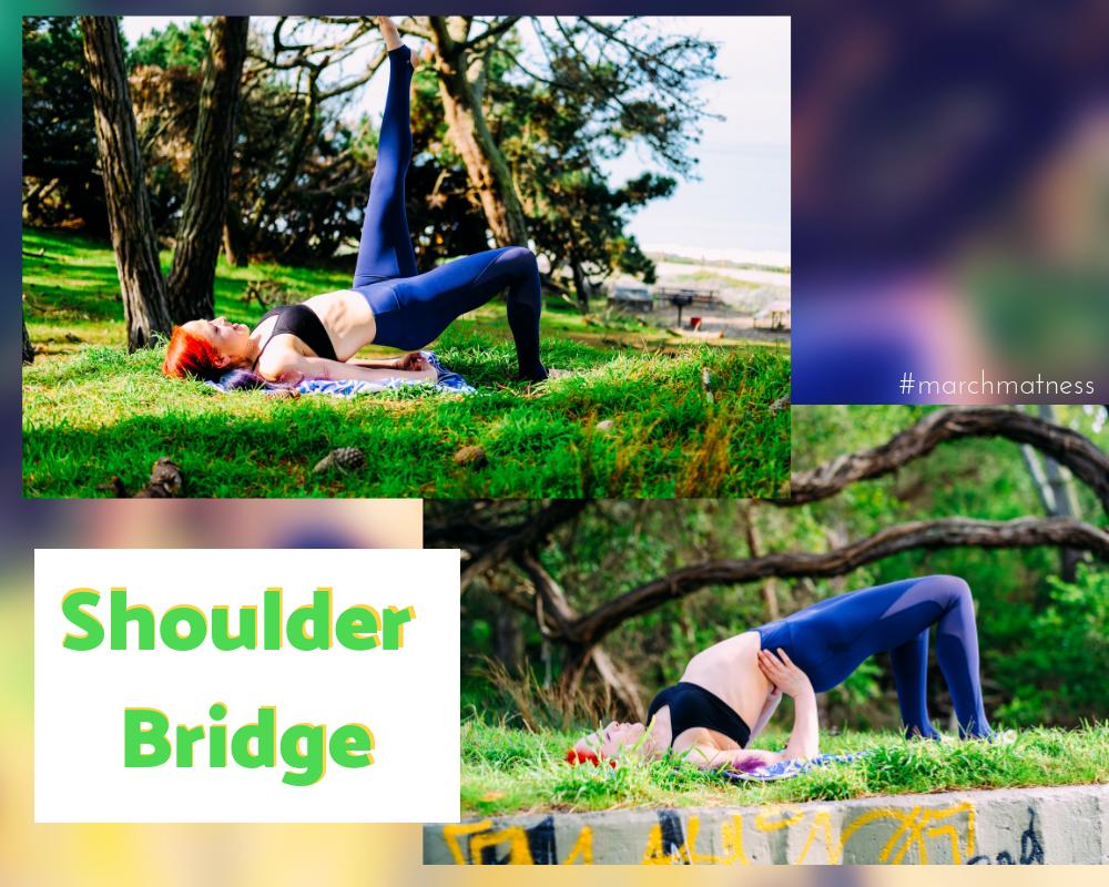 blog shoulder bridge how to do pilates