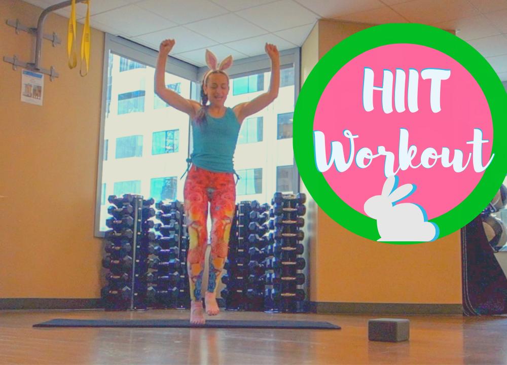 hiit bunny hop fitness workout jessi fit pilates