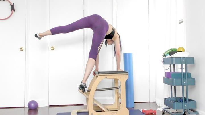 Pilates_Cardio_Chair_Workout jessi fit pilates side kick.JPG