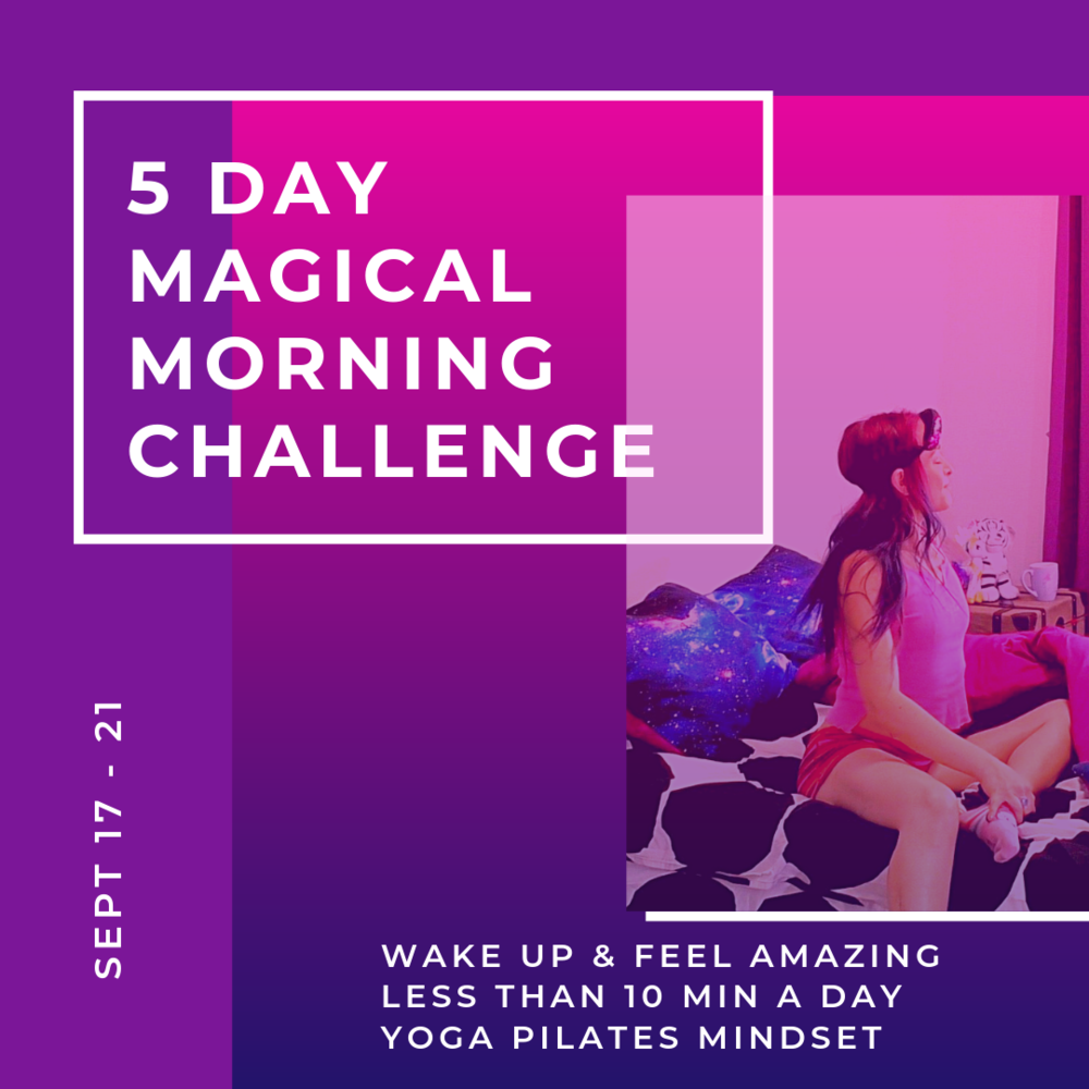 main magical morning challenge jessi fit pilates crave mattress