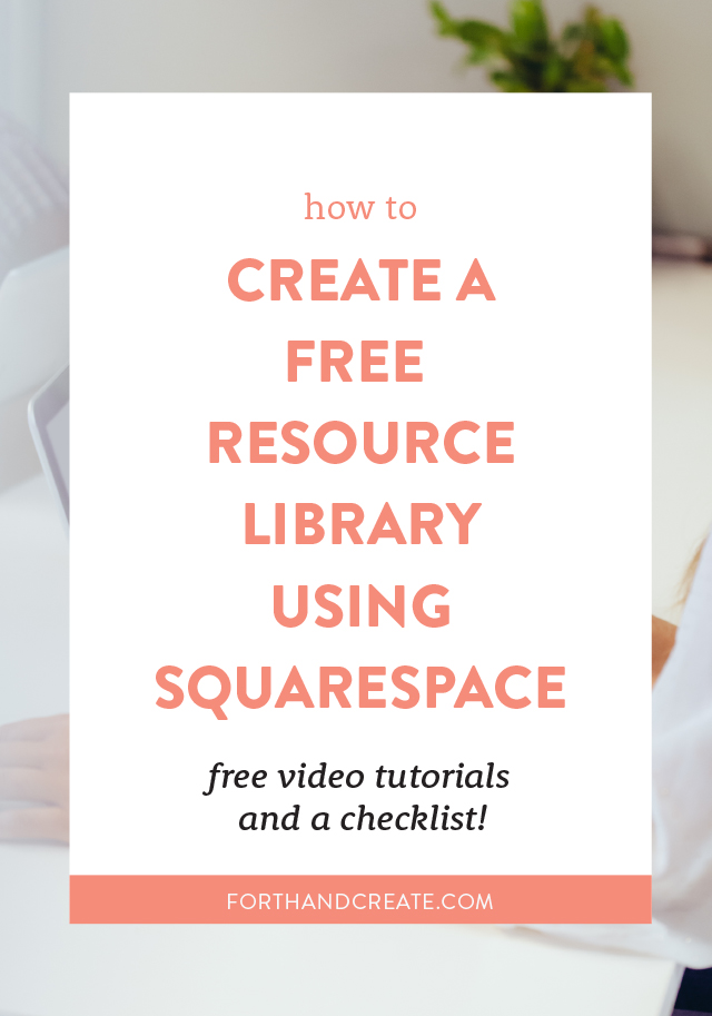 Squarespace-Resource-Library