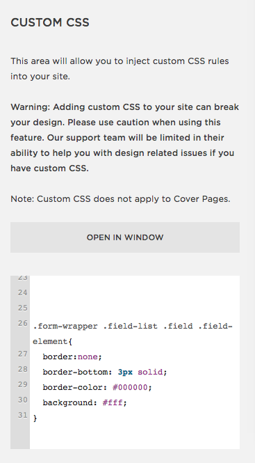 Contact-Form-CSS