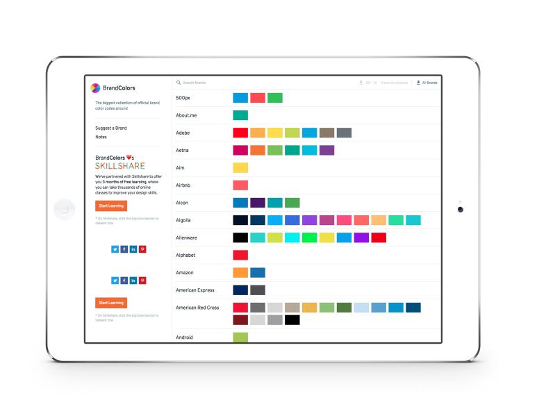 Colour Resources 7