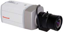 Box  - Box cameras are comprised of the camera body, lens and power supply. For indoor use, a mount bracket is required for installation. For outdoor use, a housing is required.