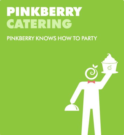 Pinkberry Catering