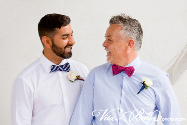 santa barbara courthouse gay wedding cute grooms