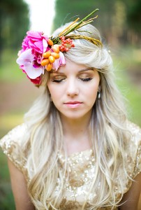 Flower Crown Bright
