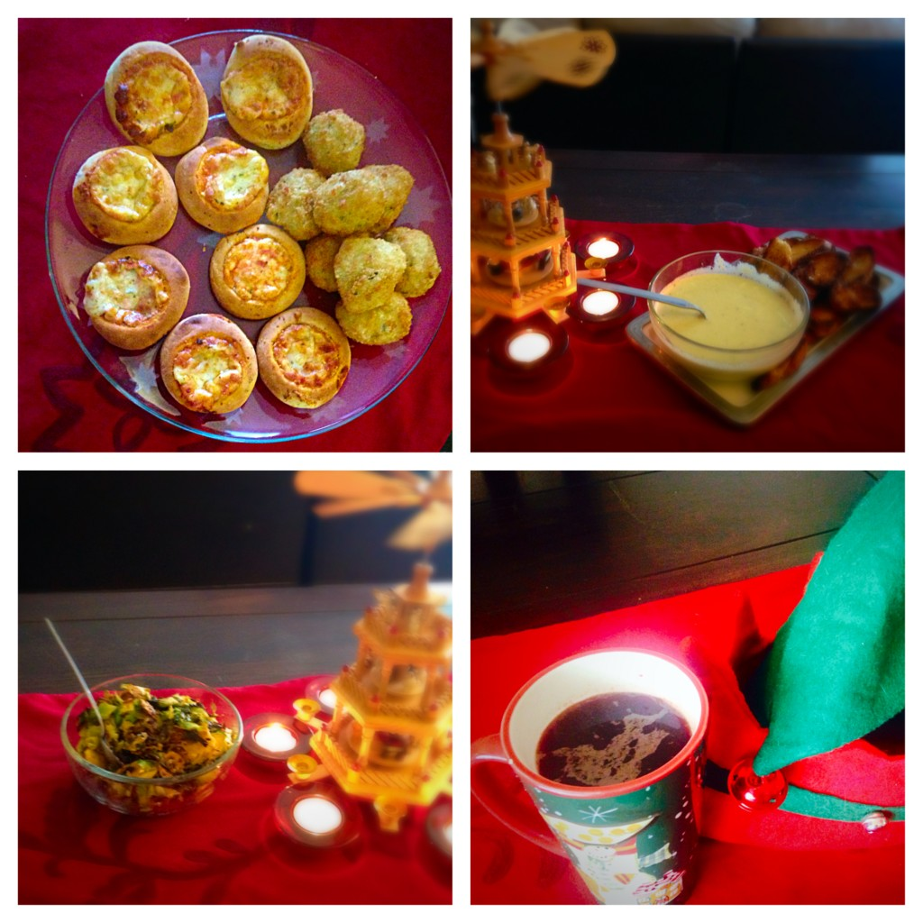 Felici Events Easy Food and Beverage for a Christmas or Holiday Party
