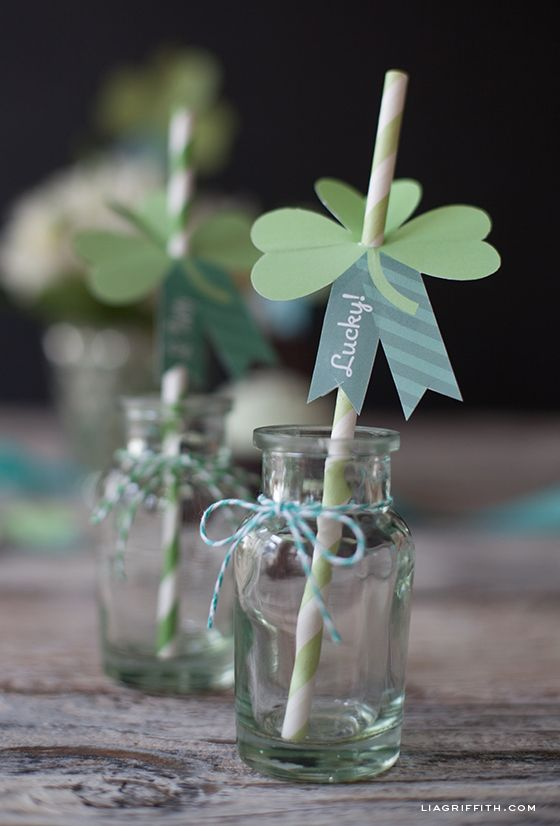 special touches - straw