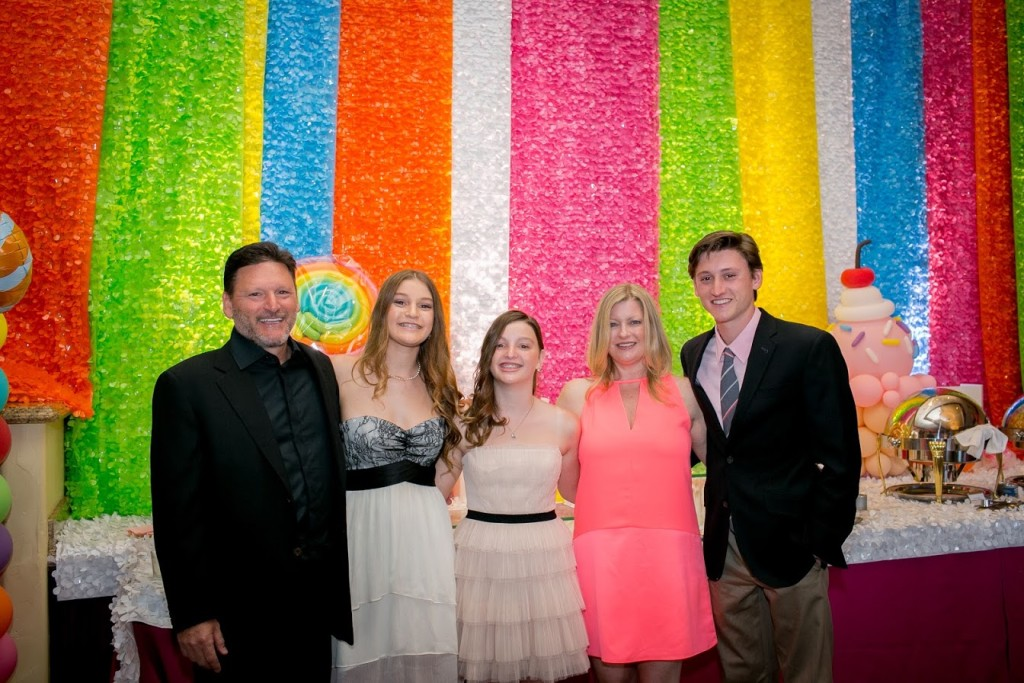 Family of the Bat Mitzvah Client