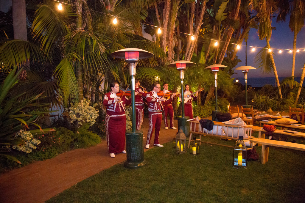 Bar Mitzvah Felici Events Mariachi Band Outdoor Ceremony