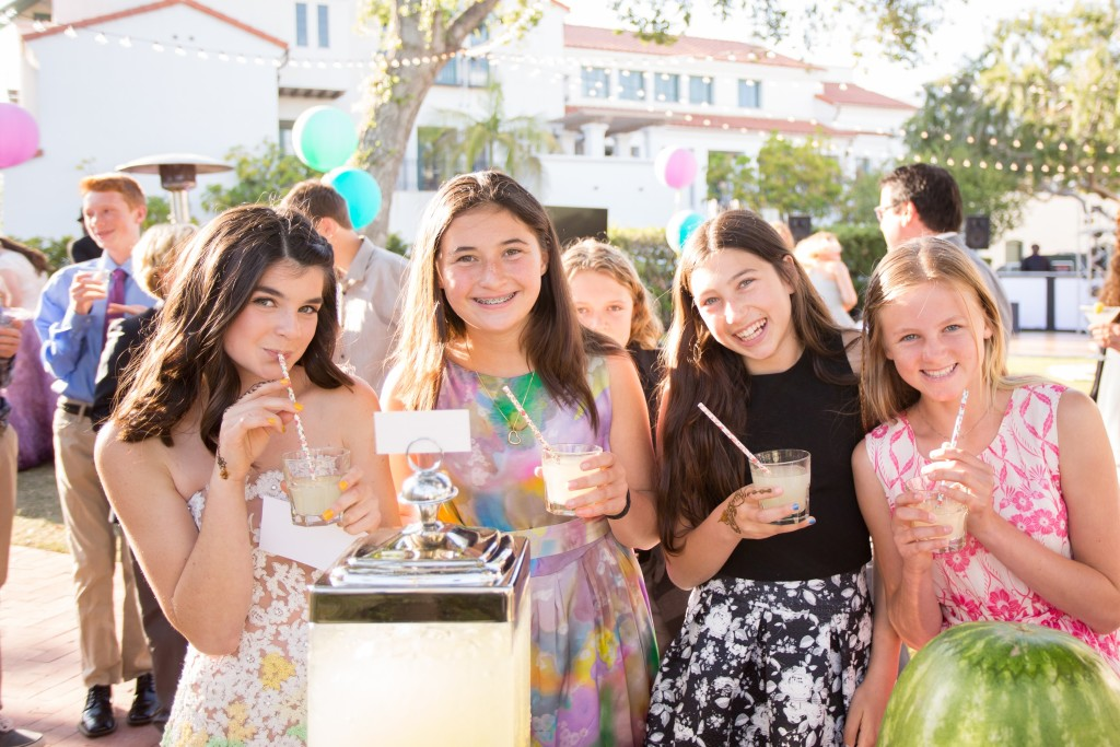 Felici Events Bat Mitzvah Drinks Beverage Garden