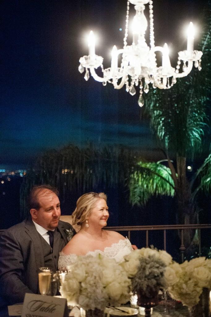 sweetheart table felici events chandelier