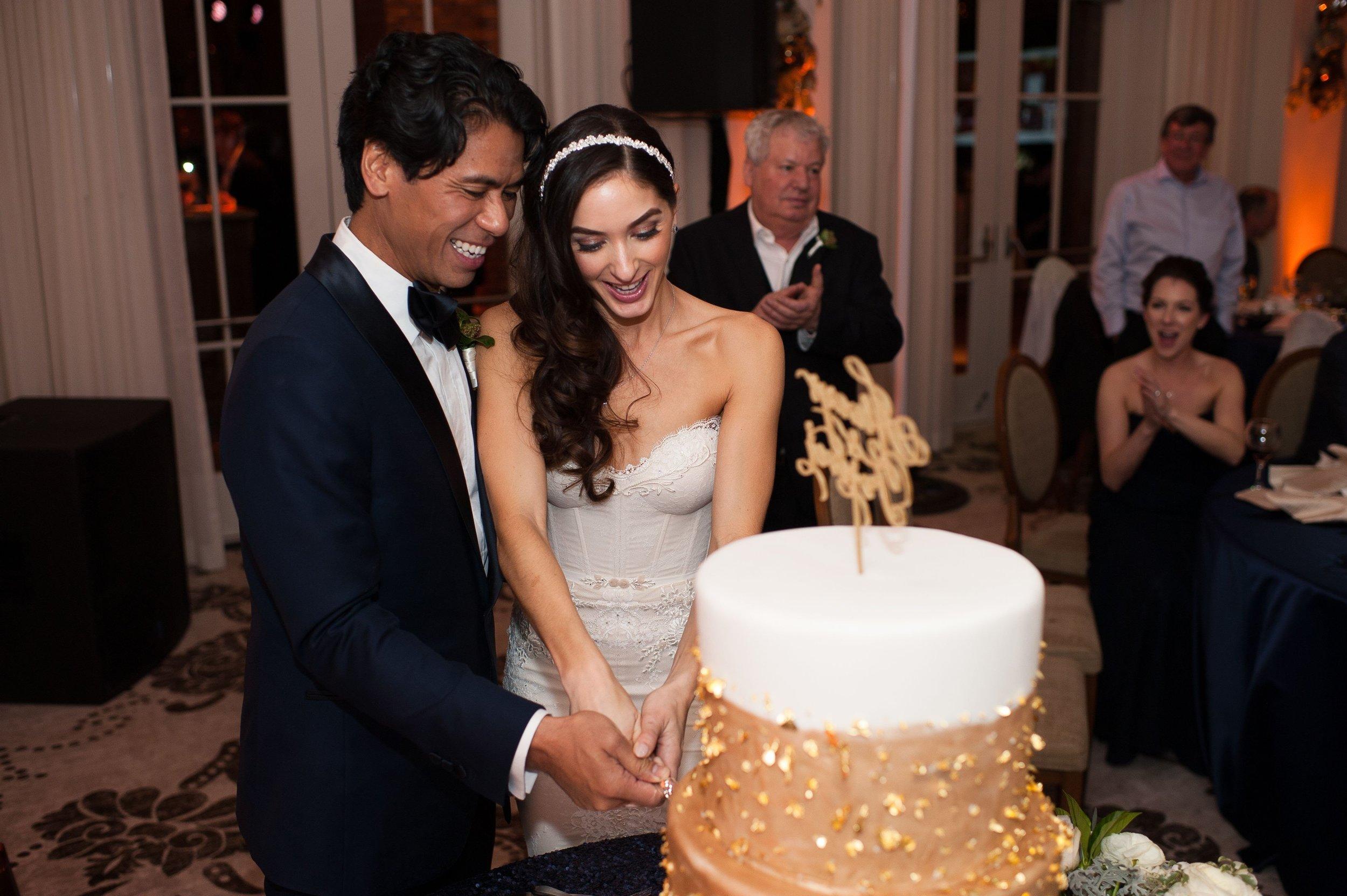Felici Events | Wedding Planer | El Encanto Wedding | Santa Barbara Wedding | Wedding Planning | Wedding Reception | Mr & Mrs | Cake