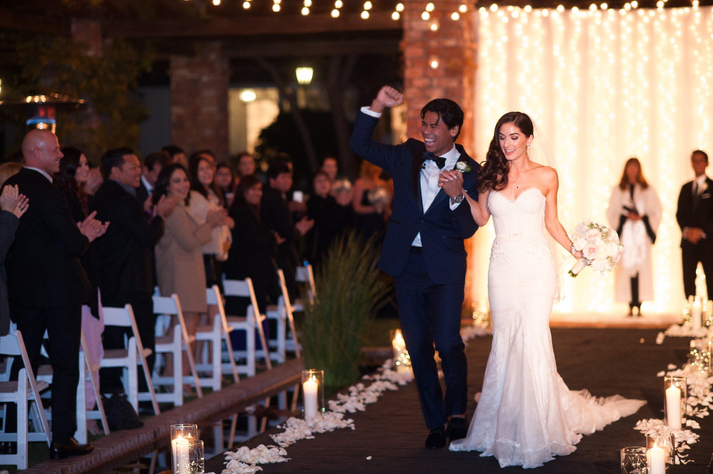 Felici Events | Wedding Planer | El Encanto Wedding | Santa Barbara Wedding | Wedding Planning | Wedding Ceremony | Just Married