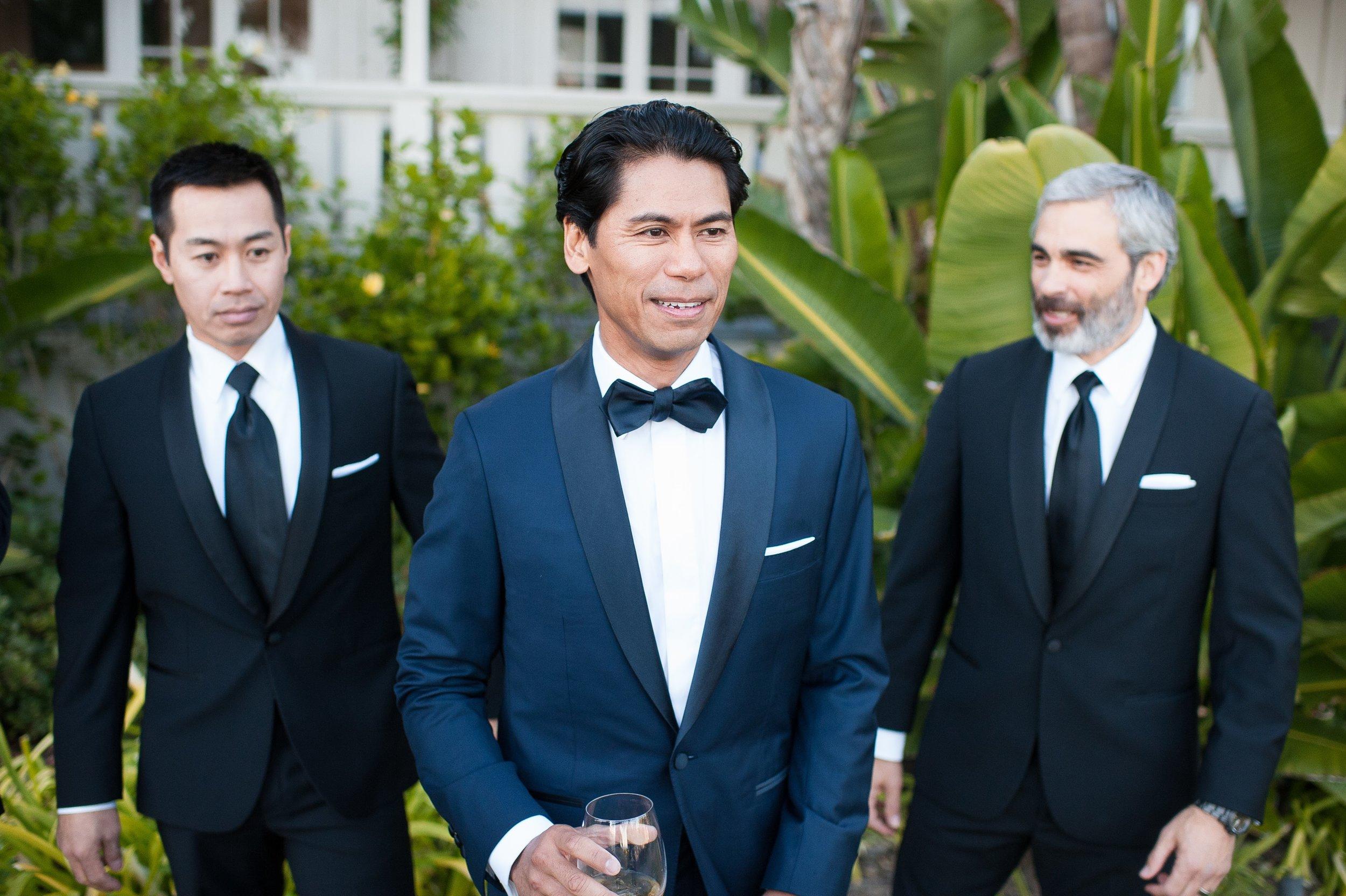 Felici Events | Wedding Planer | El Encanto Wedding | Santa Barbara Wedding | Wedding Planning |  Groom And Groomsmen