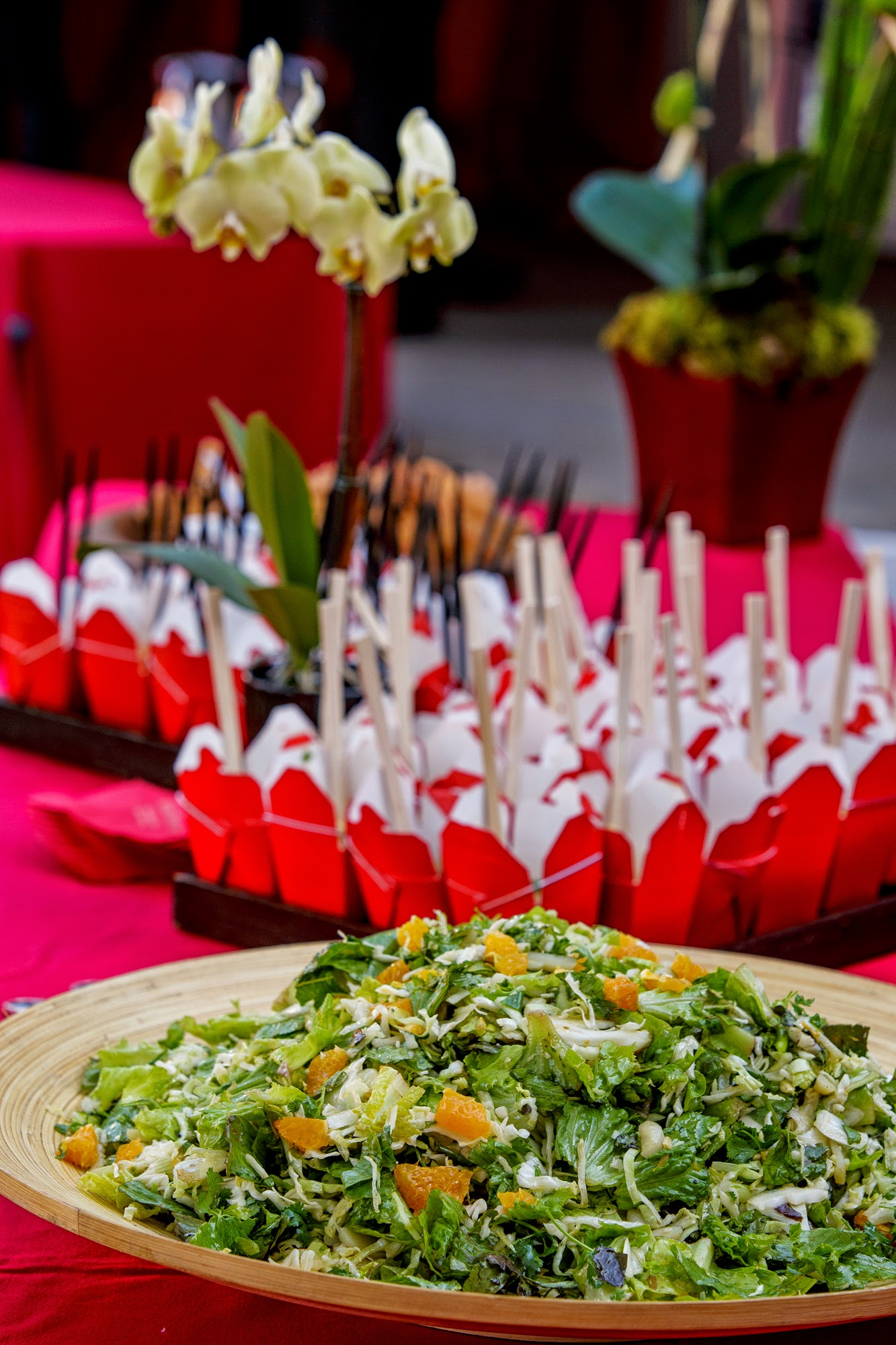 felicievents.com | Corporate Event planner | Asian Theme Dinner | Fundraiser | Non-Profit | Asian Food