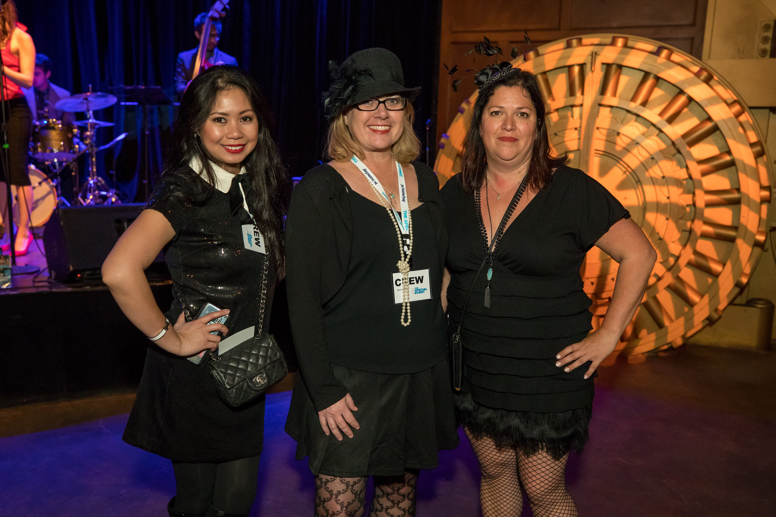 www.felicievents.com | The Federal Bar Long Beach | Roaring 20's theme party | The Good Photographer | Paul Rhumor | TSE Connects 2017 | Zohe Felici