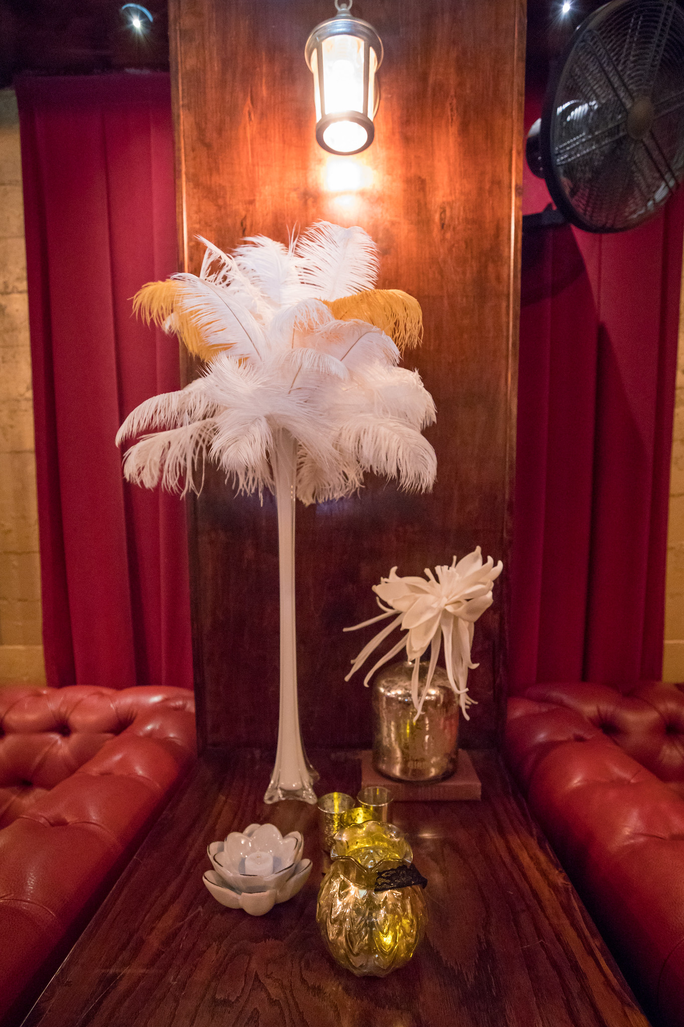 www.felicievents.com | The Federal Bar Long Beach | Roaring 20's theme party | Decor Ideas | TSE Connects 2017